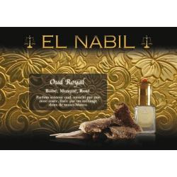 Musc El Nabil oud Royal