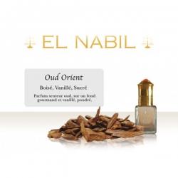 Musc El Nabil Oud Orient