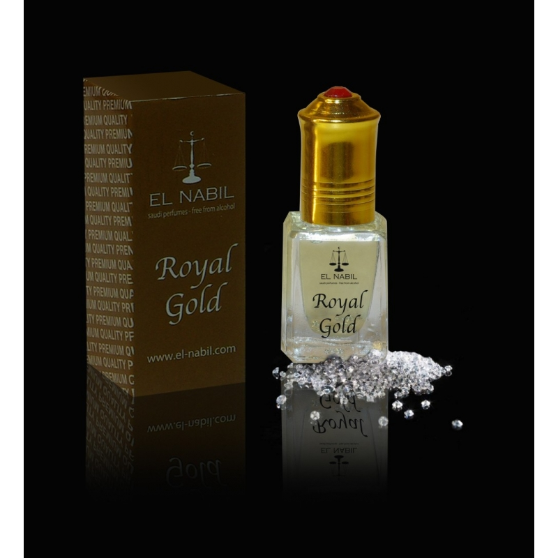 "Parfum ""Royal Gold"" 5ml"