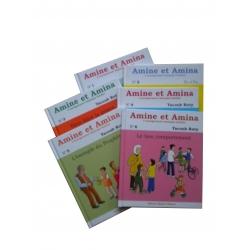 Amine et Amina  6 tomes