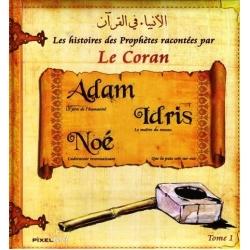 Adam, Idris, Nouh (tome 1)