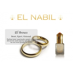 "Parfum ""El Arouss"" 5ml"