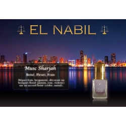"Parfum ""Musc Sharjah"" 5ml"