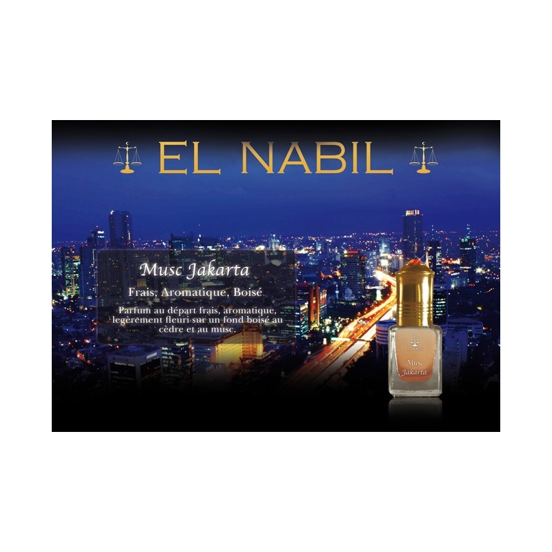"Parfum ""Musc Jakarta"" 5ml"