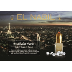 "Parfum ""Mukhalat Paris"" 5ml"