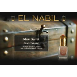 "Parfum ""Musc Secret"" 5ml"
