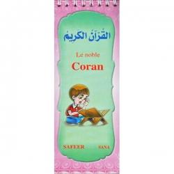 Livret Le Noble Coran