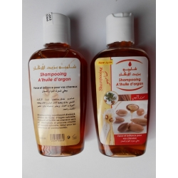 Shampooing argane