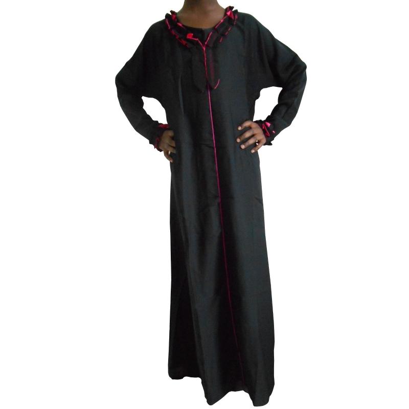 Abaya de dubai n° 2