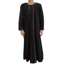 Abaya de Dubaï n°6