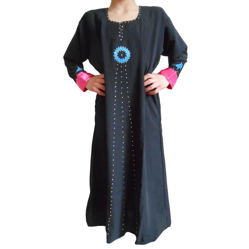 Abaya de Dubaï n°7