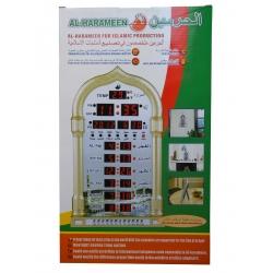 Horloge adhan Al Harameen n°1