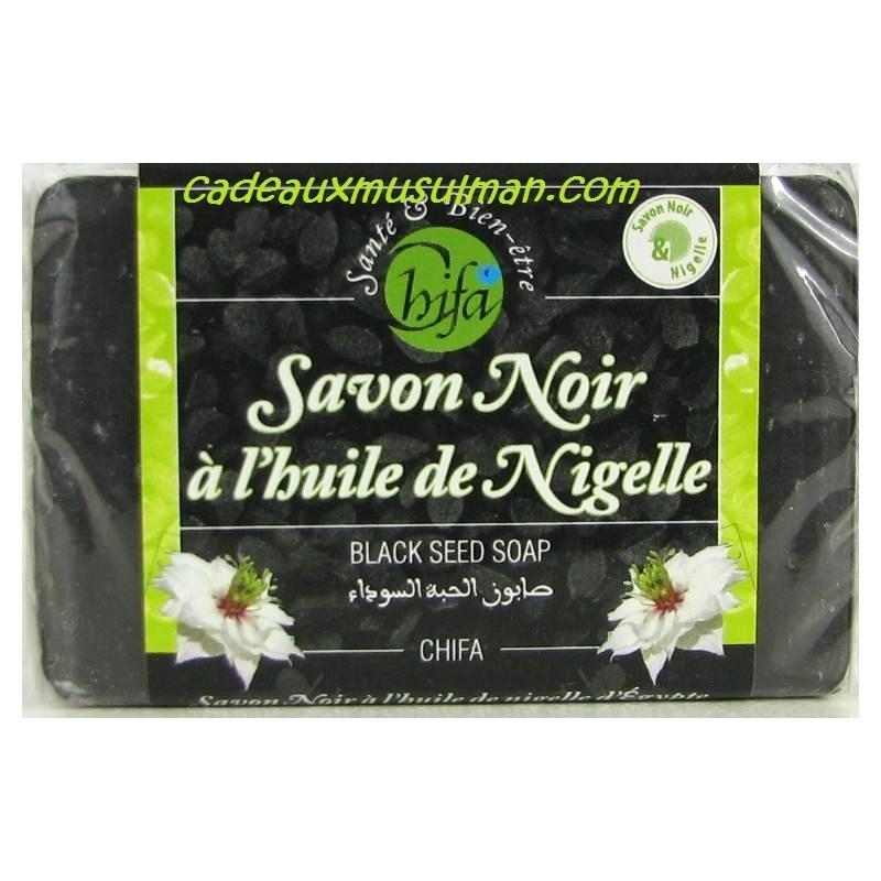 savon noir a la nigelle