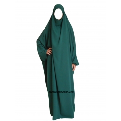 Jilbab 1 pièce