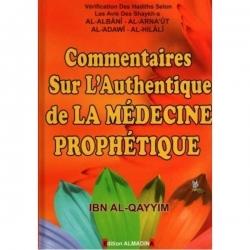 Commentaires sur l'authentique de la médecine prophétique