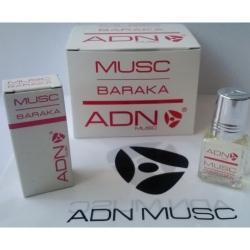 "Parfum ADN ""Musc Baraka"" 5ml"