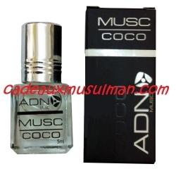 "Parfum ADN ""Musc Coco"" 5ml"