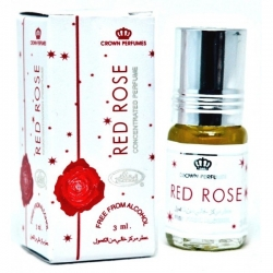 "Parfum Al Rehab ""Red Rose"" 3ml"