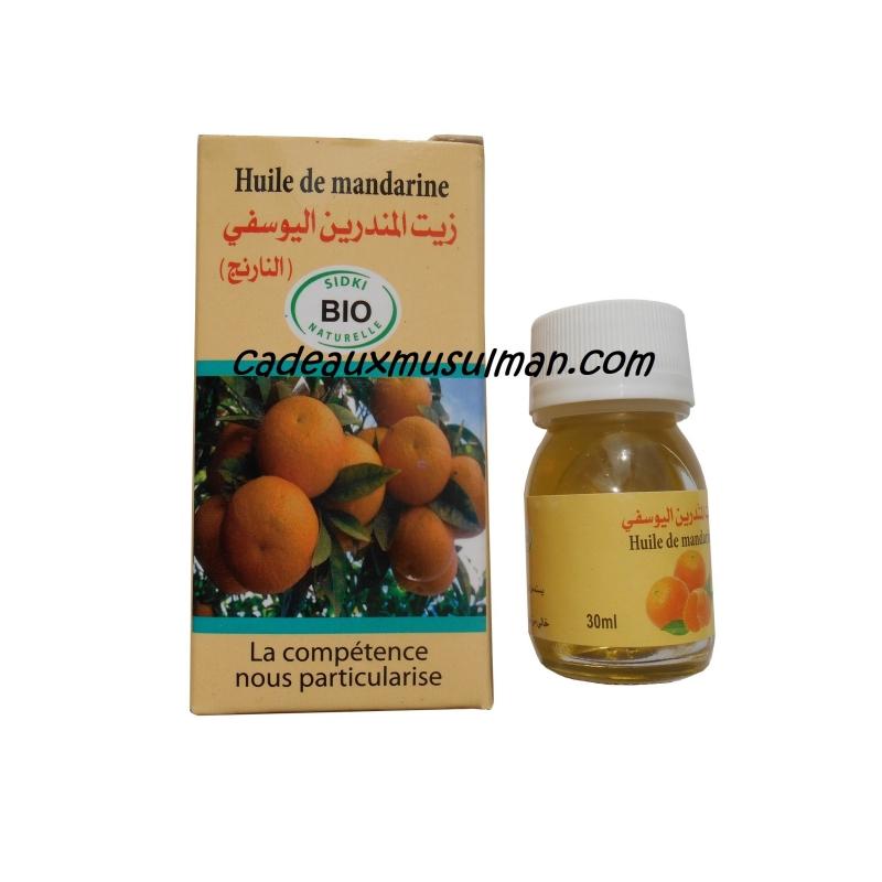 Huile de mandarine BIO 30ml