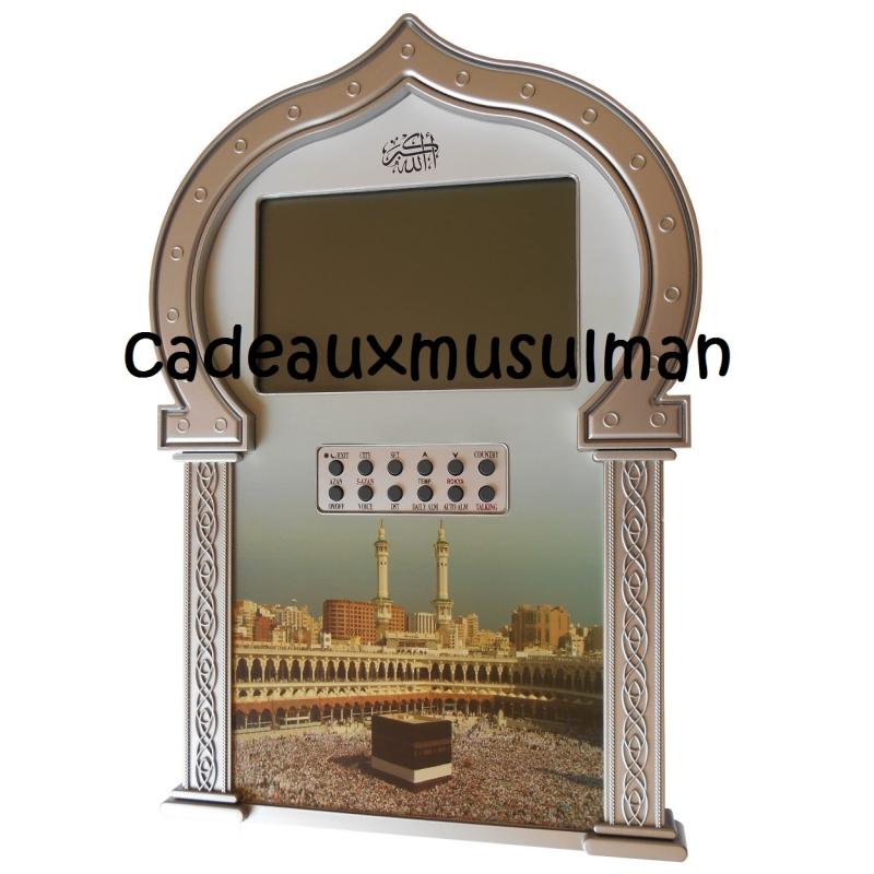 Horloge adhan avec roqya - Heure de priere gennevilliers ...
