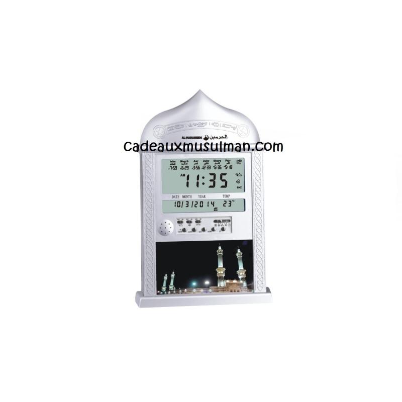 Horloge adhan Al-Harameen HA-4004