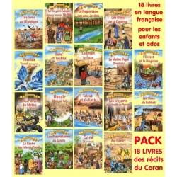 Pack: Des récits du Coran