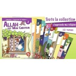 J'apprends ma religion 10 tomes
