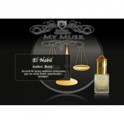"Parfum ""El Nabil"" 5ml"