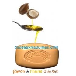 Savon à l'huile d'argan 80g