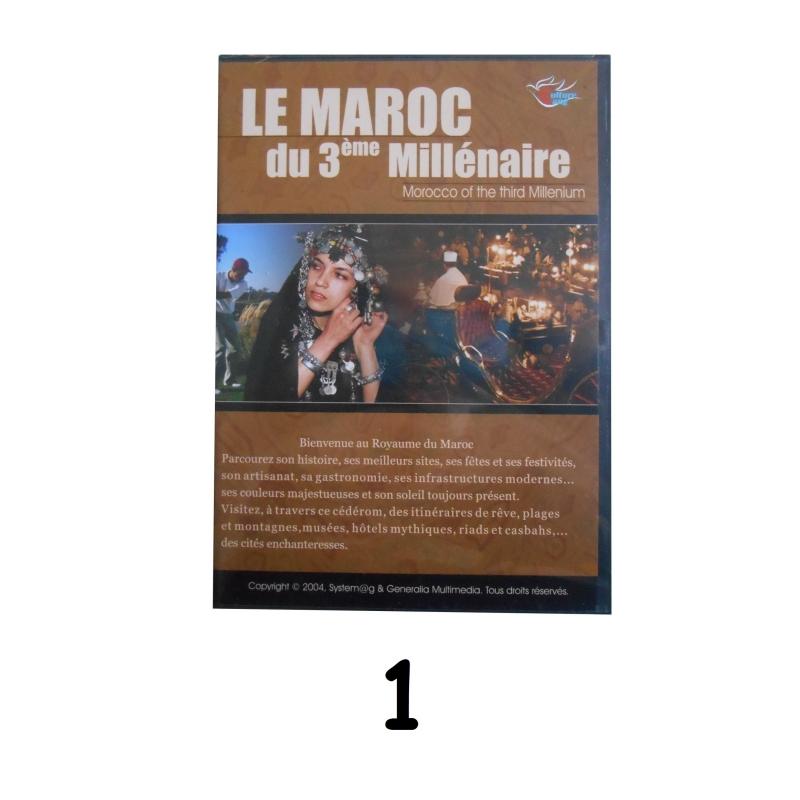 DVD Le Maroc du 3ème millenaire