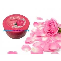 Crème à l'extrait de rose