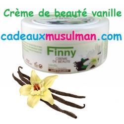 Crème de beauté vanille
