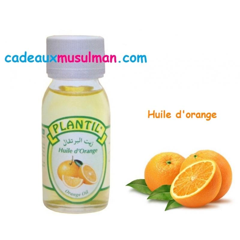 Huile d'orange