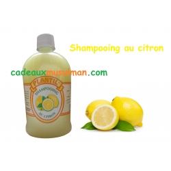 Shampooing au citron