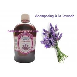 Shampooing à la lavande