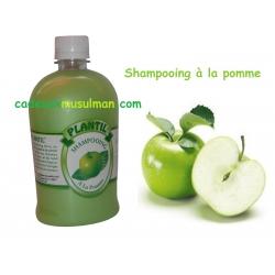 Shampooing à la pomme