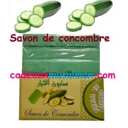 Savon de concombre