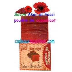 Savon Aker el Fassi