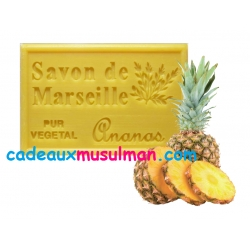 Savon de Marseille à l'ananas