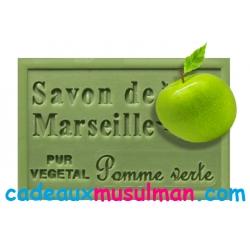 Savon de Marseille à la pomme verte