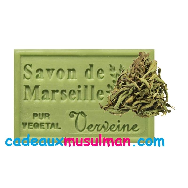 Savon de Marseille à la verveine