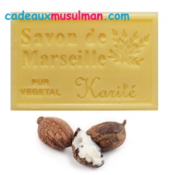 Savon de Marseille au karité