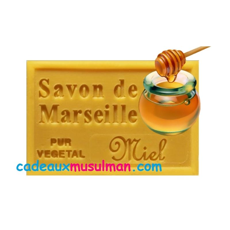 Savon de Marseille au miel