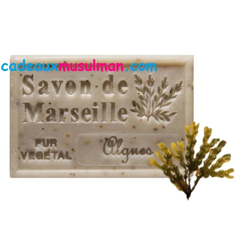 Savon de Marseille aux algues