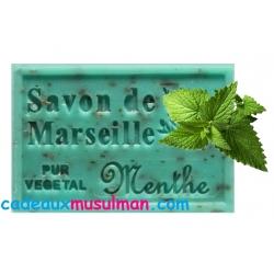Svon de Marseille menthe