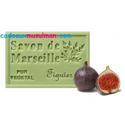 Savon de Marseille figuier