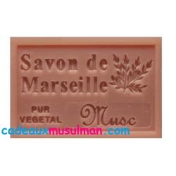 Savon de Marseille musc