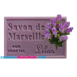 Saon de Marseille lilas