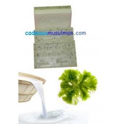 Savon de marseille au lait anesse/algues