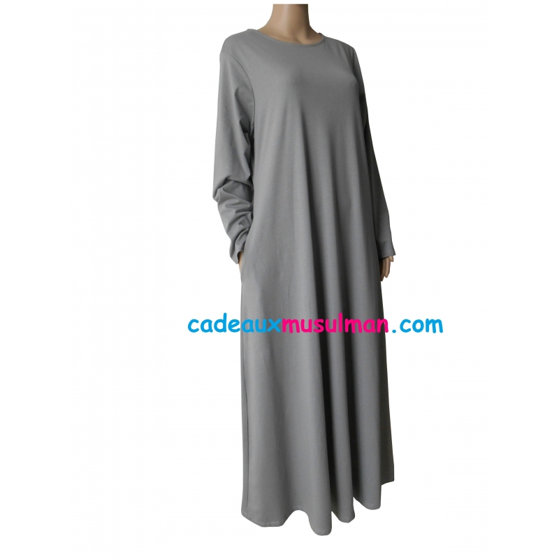 Abaya en coton